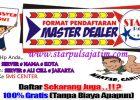 Cara Daftar Master Dealer Star Pulsa